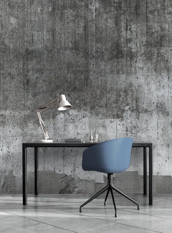 Rough Concrete Wall Interior Paint