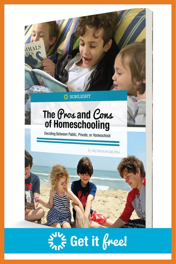 The Pros And Cons Of Homeschooling Free Ebook