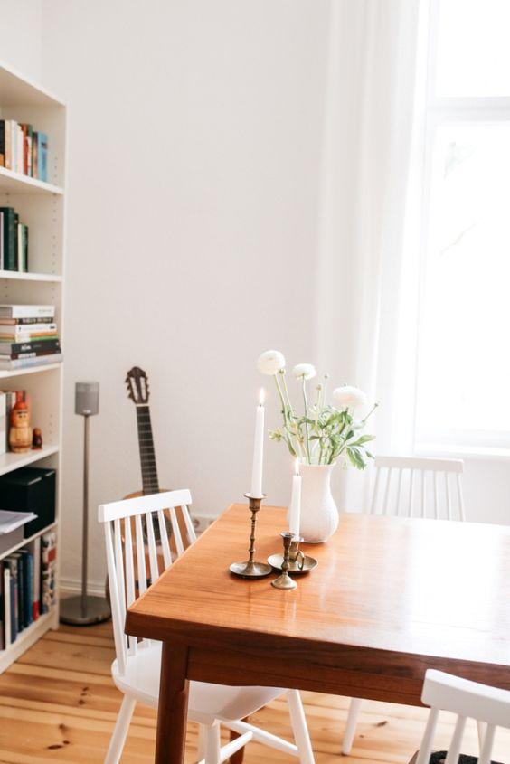 Un increíble piso con mucho encanto : via MIBLOG