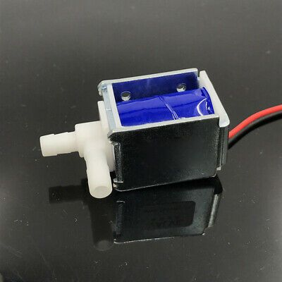Ad Ebay Url Dc12v Micro Electric Solenoid Valve N C Mini Water Air Valve 0 55degree Celsius In 2020 Ebay Valve Electricity