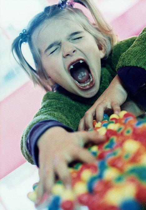 My Aspergers Child: Asperger's Children and Temper Tantrums