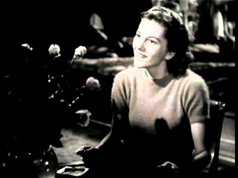 JOAN FONTAINE screen test for REBECCA 1940