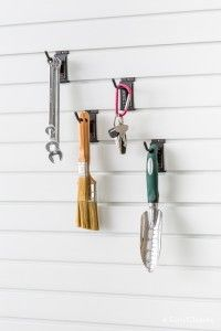 "Take garage organization up a notch: ""3 Ways to Gear Up Your Garage."""