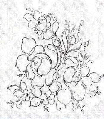 Riscos de flores - Angelines-NINES - Álbuns da web do Picasa
