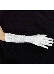 bruiloft handschoenen / jurk handschoenen / bruids-handschoen / spitsroeden 04…