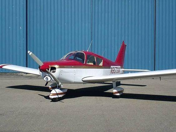Piper Cherokee 140