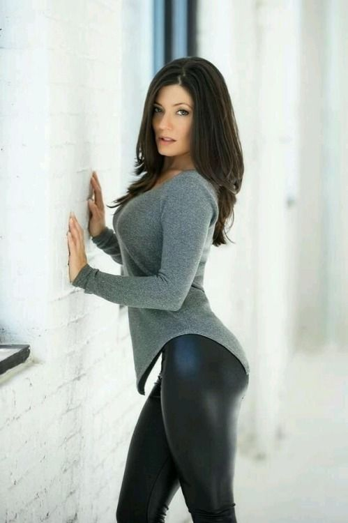 Leather pants, Pants and Sexy on Pinterest