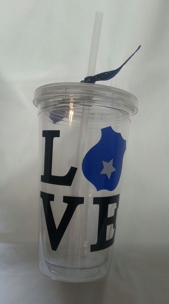 Check out this item in my Etsy shop https://www.etsy.com/listing/475094335/police-love-tumbler-law-enforcement