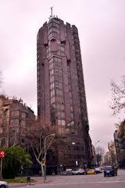 Torre Urquinaona,Barcelona,arquitecto Antonio Bonet
