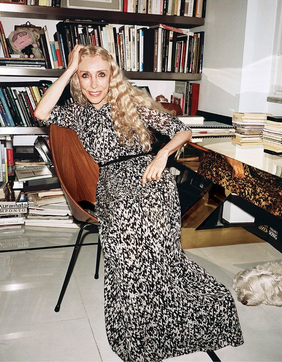 My Favorite Vogue Editor- Editor Franca Sozzani Is Still in Vogue - WSJ:
