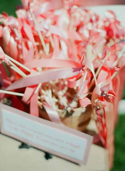 Gallery & Inspiration | Tag - Ribbon Wands | Picture - 553882