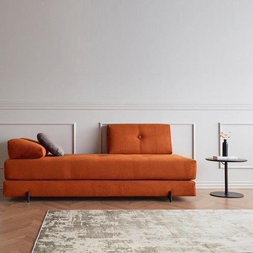 Innovation Sigmund Indu Sofa Bed 200x84cm In 2020 Sofa Bed Modern Scandinavian Furniture Sofa