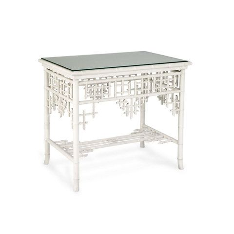 Indian Cove Lodge End Table - Occasional Tables - Furniture - Products - Ralph Lauren Home - RalphLaurenHome.com