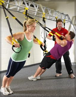 To try a TRX class!