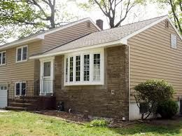 vinyl siding with stone accents - Google Search