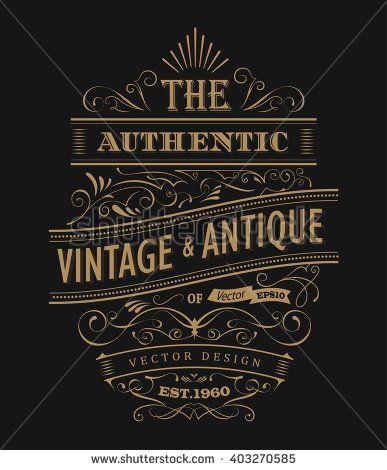 Vintage Style Beer Vector Photos et images de stock | Shutterstock