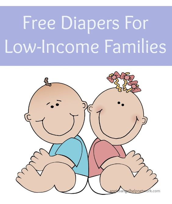 Free #Diapers For Low-Income #Families #Babies
