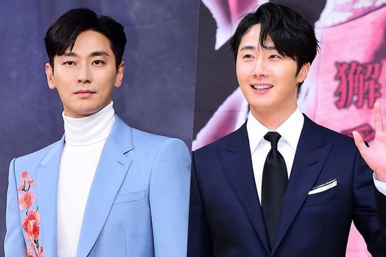 Joo Ji Hoon Talks About Jung Il Woo And Supporting Each Other's Drama In The Same Time Slot