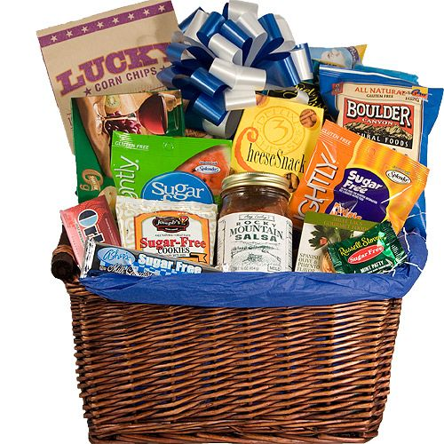 Sugar free gift baskets ideas sweet and savory healthy foods sweet and savory healthy foods type 1 diabetes resourcestoolsstuff pinterest free gifts sugar free and basket ideas negle Image collections