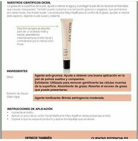 Pin En Mary Kay