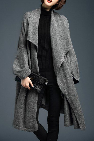 Great Fall Poncho Trench