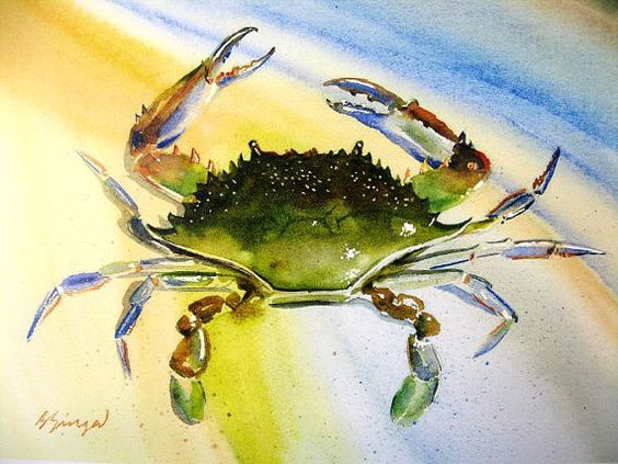 Pinterest the world s catalog of ideas for Blue crab fishing
