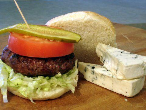 ... for roasted garlic recipe garlic elk burgers blue cheese blue cheese