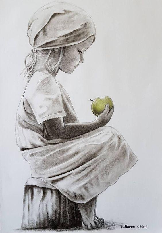50+ Contoh Lukisan Realisme Terbaru 30