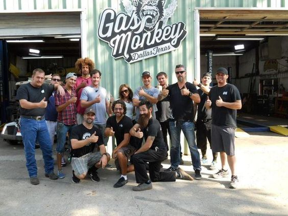 Fast n loud kc 39 s paint shop gas monkey pinterest for Kc paint shop