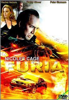 Fúria DVD R Capa