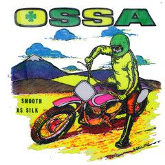 Vintage Iron-On/Ossa