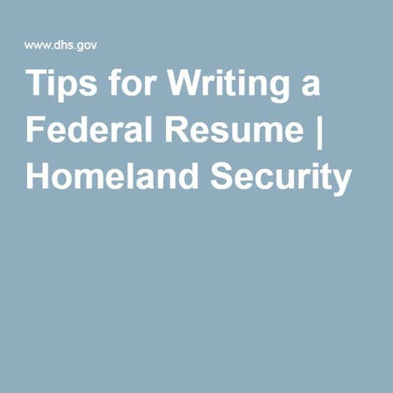 Federal Government Resume Example   http   www resumecareer info federal Resume Professional Writers