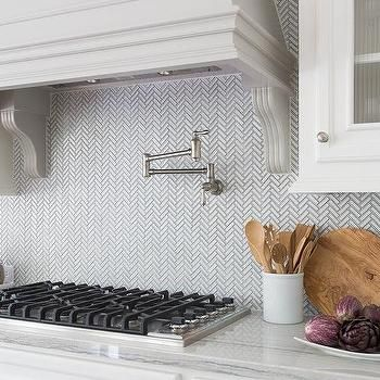 Image result for herringbone kitchen counter
