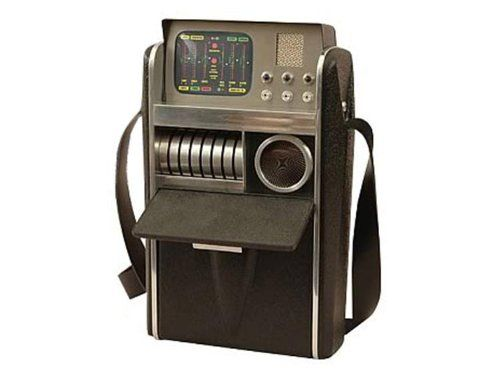 Amazon.com: Diamond Select - Star Trek TOS Replica 1/1 Medical Tricorder EE Exclusive: Toys & Games