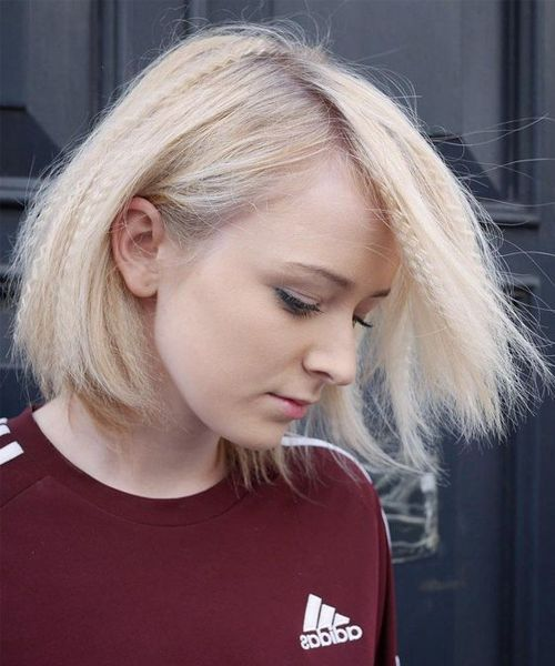 Impressive Short Blonde Bob Haircuts For Teenage Girls To Look Perfect This Year Trendy Hairstyles Teenage Girl Hairstyles Blonde Bob Haircut Short Blonde Bobs