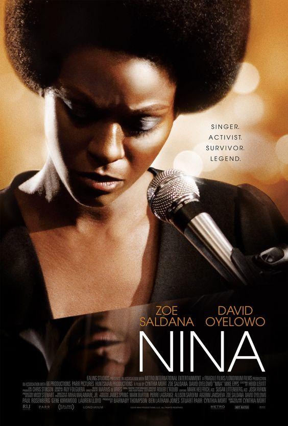 Zoe Saldana's 'Nina' Movie Poster Ignites Backlash | ETCanada.com