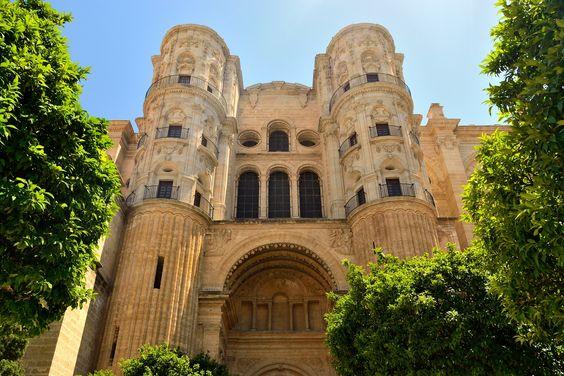 Place: Catedral de Málaga, #Málaga / #Andalucía, #Spain. Photo by only4denn (flickr.com)