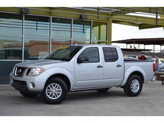 Truck 2016 Nissan Frontier Sv With 4 Door In Tempe Az 85281 Nissan Frontier Nissan Used Cars