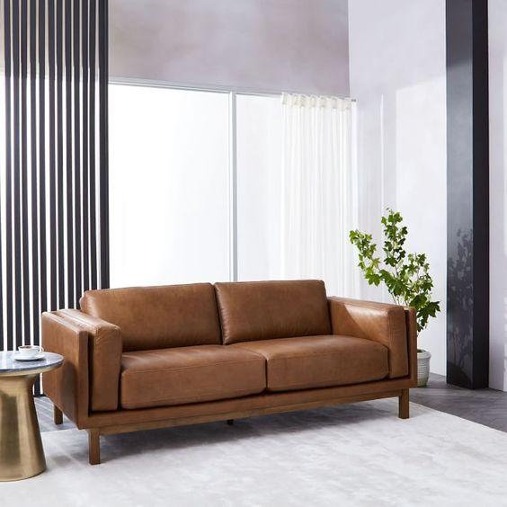 Đón năm mới cùng bộ sofa da thật tphcm cho phòng khách sang trọng