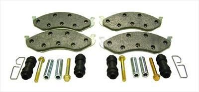 Crown Automotive Front Brake Pad Master Kit 4778058MK Disc Brake Pads. Price: $60.96; SKU: CRO4778058MK; Condition: New; Shipping: Calculated at checkout.