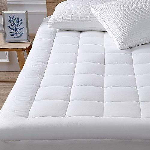 Oaskys King Mattress Pad Cover Cooling Mattress Topper Co Https Www Amazon Com Dp B07dhfst6n Ref Cm Sw R Best Cooling Mattress Best Mattress Mattress Pad
