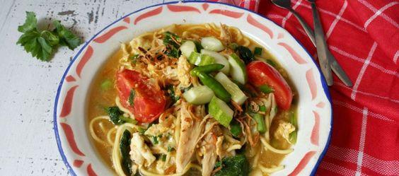 Mie Godog Tradisional Mie Rebus Jawa Resep Resepkoki Resep Makanan Resep Mie