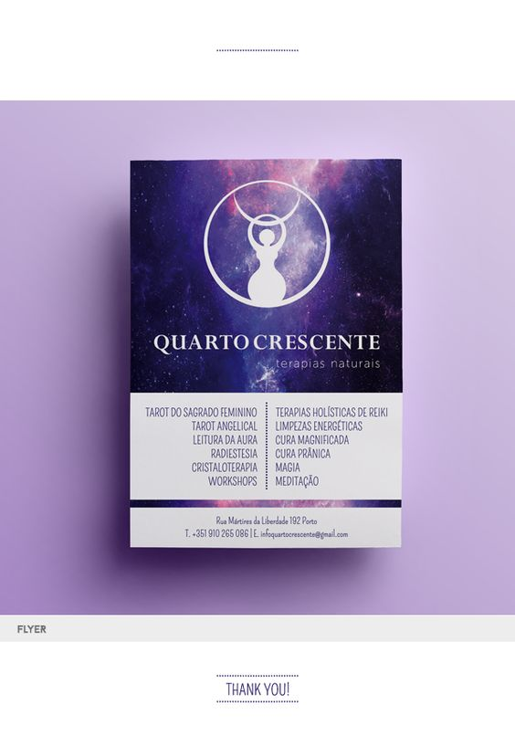 Quarto Crescente on Behance