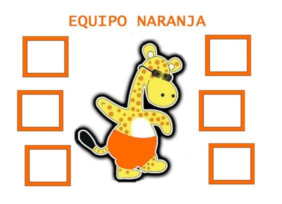 Cada curso elegimos una mascota diferente que nos sirve para realizar variadas actividades. Se pueden elegir múltiples mascotas.   Para 3 a...