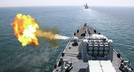 Mar do Sul da China : Pequim adverte Japão e EUA para não ultrapassarem 'linha…