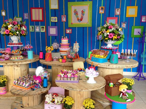Lalaloopsy Bday Party