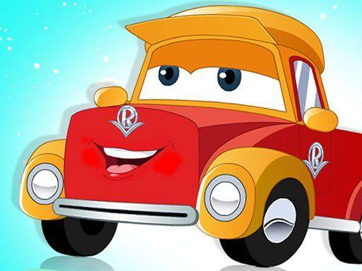 لعبة بازل السيارة سوبر كار رويس المخفية Super Car Royce Hidden Super Cars Monster Truck Games Monster Trucks