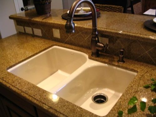 8 Types of Kitchen Sinks, Come and Take Your Pick