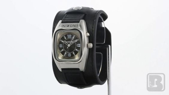 The Nixon Rocker (Black) on Vimeo