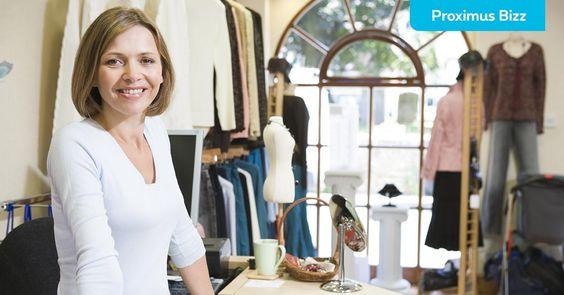 Quelques conseils simples permettant aux commerçants d'économiser de l'argent.  #Proximus #InfinimentProche #ProximusBizz #SmallBusines